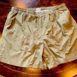 Columbia Swim   Columbia Pfg Water Shorts Xl 6 Khaki   Color: Green   Size: Xl