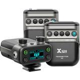 Xvive Audio U5T2 2-Person Camera-Mount Digital Wireless Omni Lavalier Microphone System U5T2