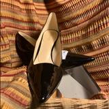 Nine West Shoes | Black Patent Leather Pumps | Color: Black | Size: 12