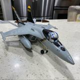 Disney Toys | Disney Planes Talking Bravo Jet Transporter Plane | Color: Black/Gray | Size: Osb