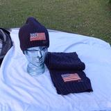 Polo By Ralph Lauren Accessories | Authentic R&L Polo Hat And Scarfe | Color: Blue/Red | Size: Os