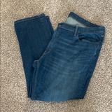 Levi's Jeans | Levis 541 Athletic Stretch Mens Dark Jeans Sz 46 | Color: Blue | Size: 46
