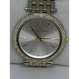 Michael Kors Accessories   Michael Kors Mk3215 Womens Stainless Steel Analog   Color: Silver   Size: Os