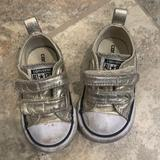 Converse Shoes | Baby Kids Gold Converse | Color: Gold | Size: 4bb