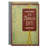 """""""Hallmark """"""""It's Father's Day"""""""" Greeting Card, Multicolor"""""""