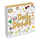 TF Publishing Calendars Multi - Daily Doodle 2022 Daily Desktop Calendar