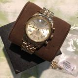Michael Kors Accessories | Gold Michael Kors Watch | Color: Gold | Size: Os