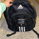 Adidas Bags   Olathe Northwest High School Volleyball Backpack   Color: Black/White   Size: Os