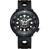 STEELDIVE Dive Watches for Men, Mens Automatic Watches Tuna Self Wind Mechanical Wristwatch Black 30Bar Water Resistant C3 Full Luminous Dial with Diving Chronograph Ceramic Bezel (Dive Watch 1)