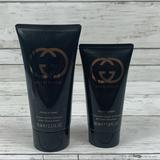 Gucci Other | Gucci Guilty After Shave Balm All Over Shampoo | Color: black | Size: 2.5oz 1.6oz