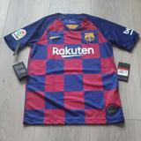 Nike Shirts & Tops | Nike Barcelona Home Youth Soccer Hersey Large | Color: Blue/Red | Size: Lb
