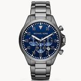 Michael Kors Accessories | Michael Kors Mk8443 Gage Chronograph Watch | Color: Silver | Size: Os