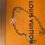 Louis Vuitton Jewelry | Louis Vuitton Gold And Silver Charm Bracelet | Color: Gold/Silver | Size: Os