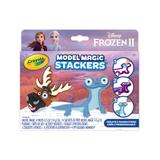 Crayola Art Stickers - Frozen 2 Model Magic Stackers Craft Set