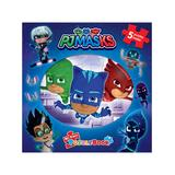 Phidal Publishing Board Games - PJ Masks My First Puzzle Book Board Book Set