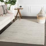 Jaipur Living Basis Handmade Classic Gray Area Rug in Brown/Gray, Size 96.0 H x 60.0 W x 0.25 D in | Wayfair RUG100316