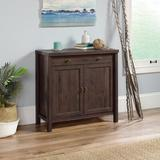 Laurel Foundry Modern Farmhouse® Shelby 2 - Door Accent Cabinet Wood in Brown, Size 30.0 H x 31.3 W x 14.41 D in   Wayfair