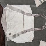 Lululemon Athletica Bags | Lululemon Yoga Gym Bag | Color: Cream/Tan | Size: Os