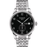 Le Locle Automatique Petite Seconde Bracelet Watch - Black - Tissot Watches