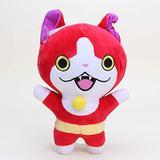 Watch Jibanyan Komasan Whisper Kawaii Youkai Plush Toys Yo-kai Yokai Watch Soft Stuffed Animals Dolls juguetes de peluche 20 cm