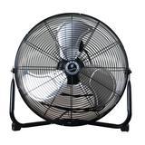 """TPI CF 12 12"""" Floor Model Fan w/ 3 Speed Settings"""