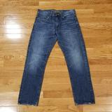 American Eagle Outfitters Jeans | Men'S Aeo Original Taper Jeans 31 | Color: Blue | Size: 31