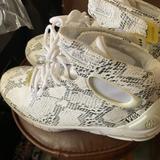 Nike Shoes   Nike Air Huarache 2k4 Sample Snakeskin Whiteblack   Color: Black/White   Size: 9