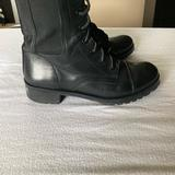 Tory Burch Shoes   Authetic Tory Burch Broome Combat Boots 9.5   Color: Black   Size: 9.5
