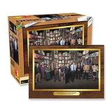 AQUARIUS The Office Puzzle (3000 Piece Jigsaw Puzzle) - Officially Licensed The Office Merchandise & Collectibles - Glare Free - Precision Fit - Virtually No Puzzle Dust - 32 x 45 Inches