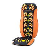 XKUN Back Massager for Chair, Back Massager Kneading Massage Pillow with Heat for Full Back Pain Relief, Electric Body Massager,B