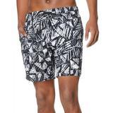 Speedo Mens Batik Print Boardshorts