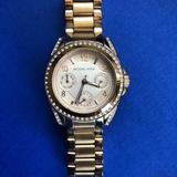 Michael Kors Accessories | Michael Kors Rose Gold Watch - Like New | Color: Gold | Size: Standard