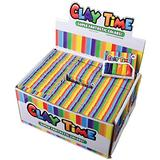 U. S. Toy Mini Rainbow Modeling Clay w/ 6 Colors for Party Favors, Art Supplies, Teacher Rewards & More - Ages 5 Years & Older