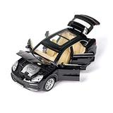 car Models 1:32 for Porsche for Cayenne Diecast Alloy Car Model for Boys Kids SUV Model Children Toys Metal SUV Vehicle (Color : B)