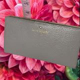 Kate Spade Bags | Kate Spade Wallet Card Wallet Retail $$$ | Color: Cream | Size: Os