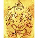 Puzzles for Adults 1000 Piece/Hindu God Ganesha(50x75cm)Puzzle Games, Educational Games, Brain Challenge Puzzles for Adults