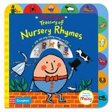 Lucy Cousins Treasury of Nursery Rhymes: Big Book of Nursery Rhymes and CD