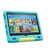 Amazon All-new Fire HD 10 Kids Tablet - 32 GB with 10.1-in. Display, Turquoise/Blue