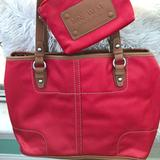 Nine West Bags   Nine West Purse + Walletcoin Purse   Color: Black/Red/White   Size: Os