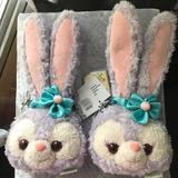 Disney Bags | Disney Bear- Duffys Friend Sellalou- Purplerabbit | Color: Purple | Size: Os
