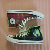 Converse Shoes | Converse, Women, Shoes, Ctas Hi, New | Color: Blue/Red | Size: Various