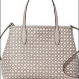 Kate Spade Bags | Kate Spade Satchel And Slim Wallet | Color: Cream/Tan | Size: Os