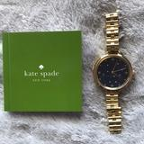 Kate Spade Jewelry | Kate Spade Gold Navy Star Watch | Color: Blue/Gold | Size: Os