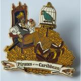 Disney Toys   Disney Pirates Of The Caribbean - Jack Sparrow   Color: Gold/Red   Size: Osbb