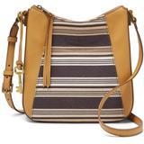 Talia Crossbody - Brown - Fossil Shoulder Bags