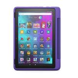 Amazon Introducing Fire HD 10 Kids Pro Tablet - 32 GB with 10.1-in. Display, Purple