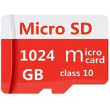 1024GB Micro SD SDXC Card High Speed Class 10 Flash Memory Card with SD Adapter for Android Smartphones and Tablets (1024GB)