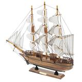 dailymall Wooden Ship Model. Toy Collection. Hobby Educational Sailing Ship