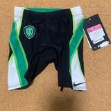 Nike Swim | Nike Kids Swim Jammer | Color: Black/Green | Size: Xsg