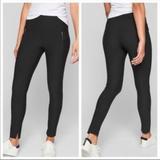 Athleta Pants & Jumpsuits | Athleta Primaloft Ridge Black Tights Size Small | Color: Black | Size: S